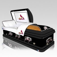 Saint Louis Cardinals Casket