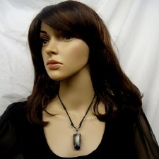 Dove & Cross Cremation Necklace