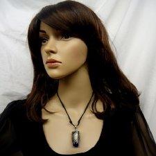 Fairy Blue Necklace Pendant
