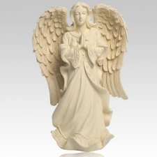 Serene Keepsake Angel Cremation Urn