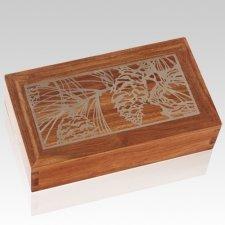 Spruce Caribbean Memory Box