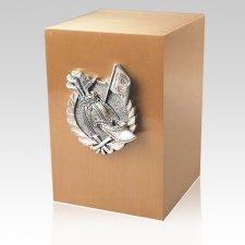 Tee Time Bronze Cremation Urn