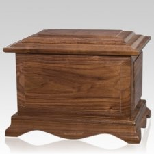 Tributo Wood Cremation Urn