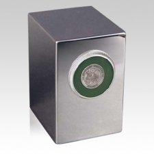 Valor Army Steel Military Cremation Urn