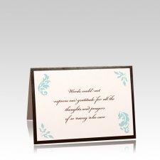 Virginia Memorial Card