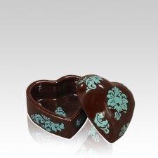 Virginia Memorial Heart Jewelry Box