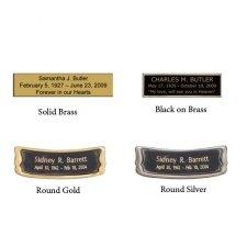 Close to God Black & Bronze Cremation Urn