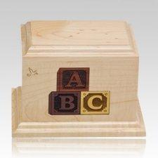 ABC Children Infant Cremation Urn