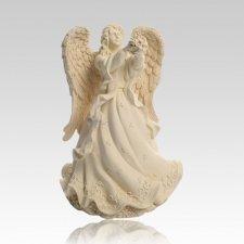 Everlasting Love Angel Child Cremation Urn
