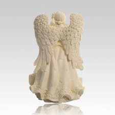 Everlasting Love Angel Pet Cremation Urn