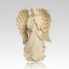 Serene Children Angel Cremation Urn
