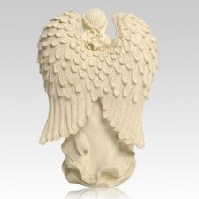 Serene Angel Companion Urn