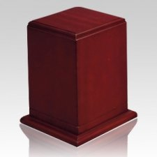 Anthony Wood Cremation Urn