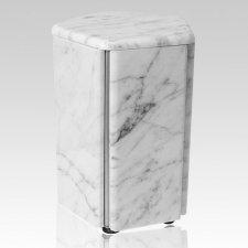 Aurea Carrara Cremation Urn