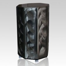 Infinito Brushed Cremation Urn