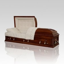 Blackstone Wood Casket