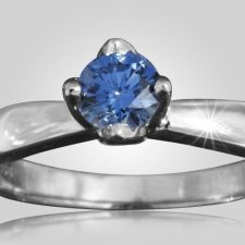 Blue Cremation Diamond I