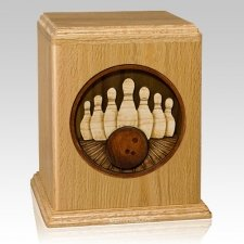 Bowling Cremation Urn II