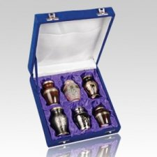 Heirloom Keepsake Cremation Urn Set