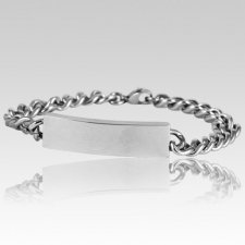 Male Cremation Ashes Bracelet II