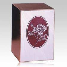 Eternal Rose Cremation Urn