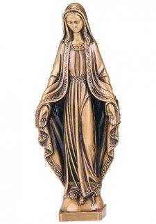 Mary Medium Bronze Statues