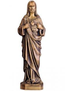 Jesus Small Bronze Statues