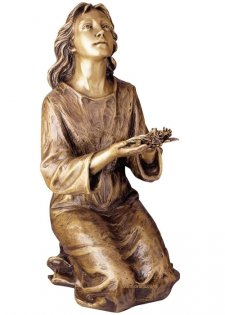 Offering Bronze Statues