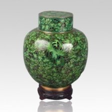 Great Wall Green Child Cremation Urn