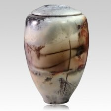 Jonah Ceramic Cremation Urn