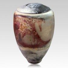 Kelda Ceramic Cremation Urn