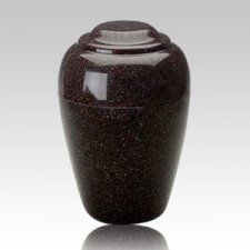 Grecian Kodiak Brown Infant Cremation Urn