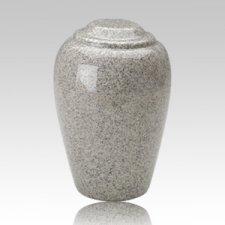 Grecian Mist Gray Infant Cremation Urn