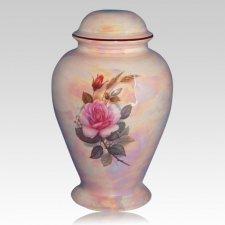 Darlene Pink Child Cremation Urn