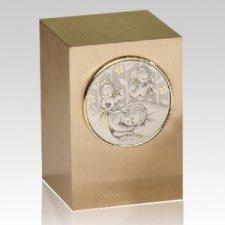 Cherubim Child Cremation Urn