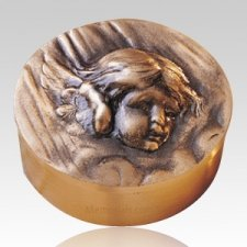 Cherub Angel Infant Cremation Urn