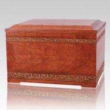 Memory Wood Pet Casket