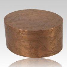 Copper Pet Cremation Urn IV