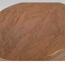 Copper Pet Cremation Urn II