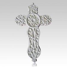 Cross Cremation Ash Keepsake
