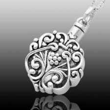 Antique Charlotte Cremation Jewelry