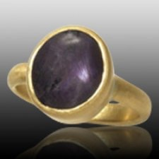 Round Cremation Ring II