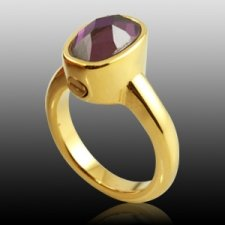 Oval Cremation Ring II