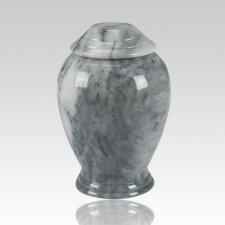 Grey Classica Small Cremation Urn