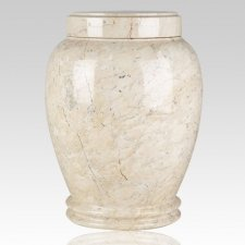 Botticino Medium Cremation Urn