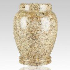 Fossil Medium Cremation Urn