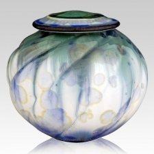 Green Sea Pet Cremation Urn