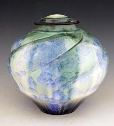 Ques Que Art Cremation Urn