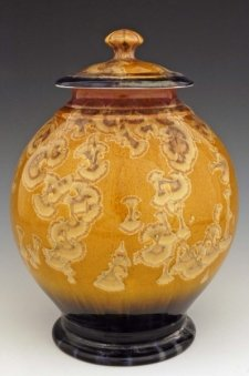 Himmelswiese Art Cremation Urn
