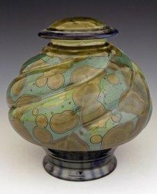 Anja Art Cremation Urn